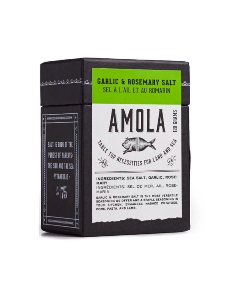 Amola - Garlic & Rosemary Salt