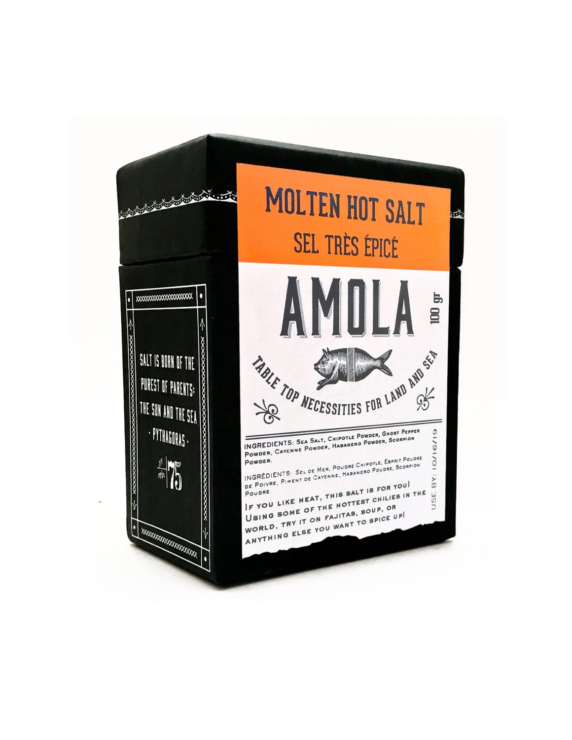 Amola - Molten Hot Salt