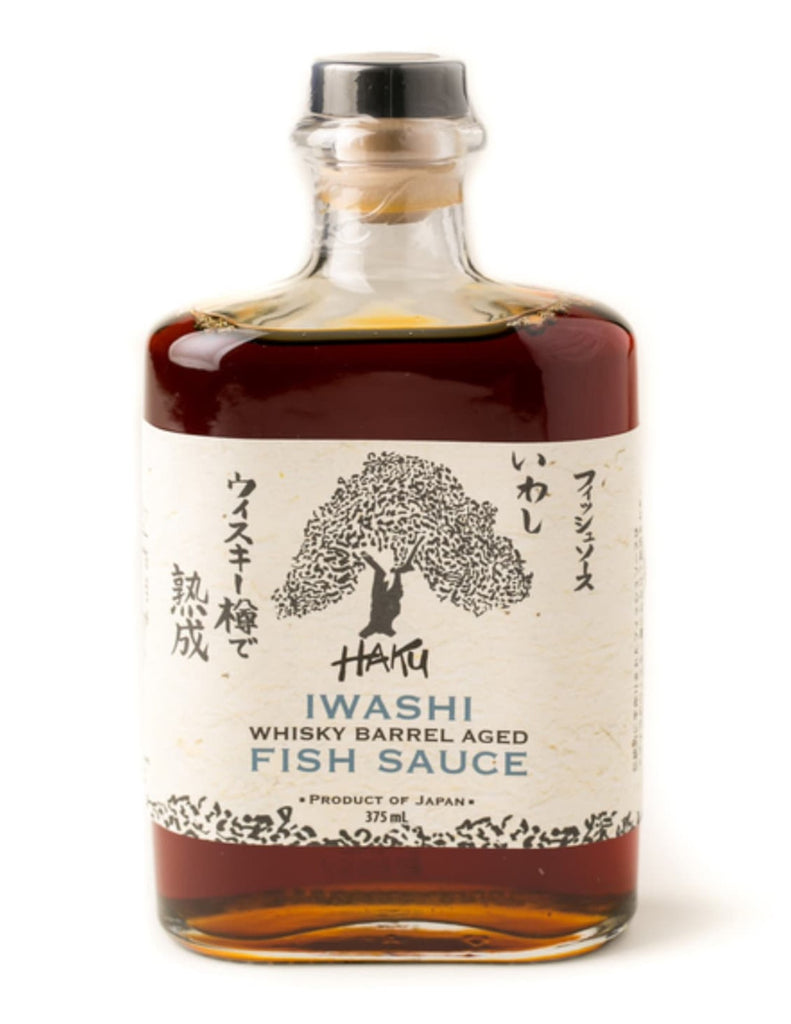 Haku Iwashi - Whisky Barrel Aged Fish Sauce