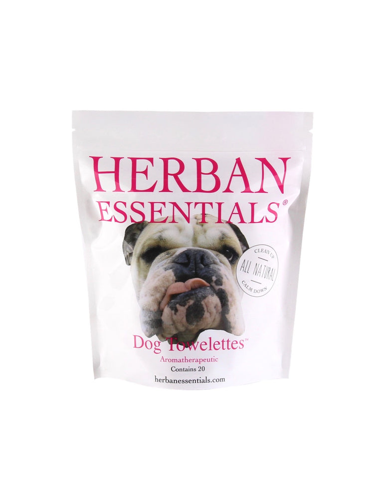 Herban Essentials - Dog Towelettes