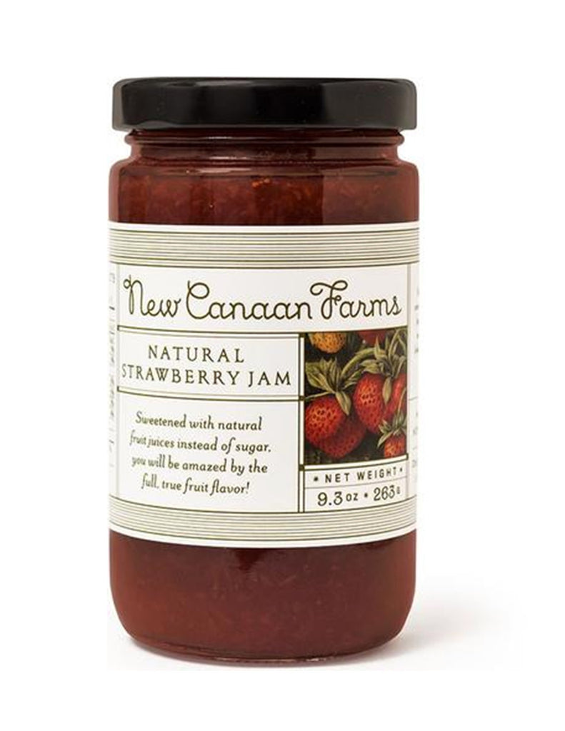 New Canaan Farm Natural Strawberry Jelly