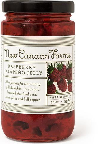 New Canaan Farm Raspberry Jalapeno Jelly