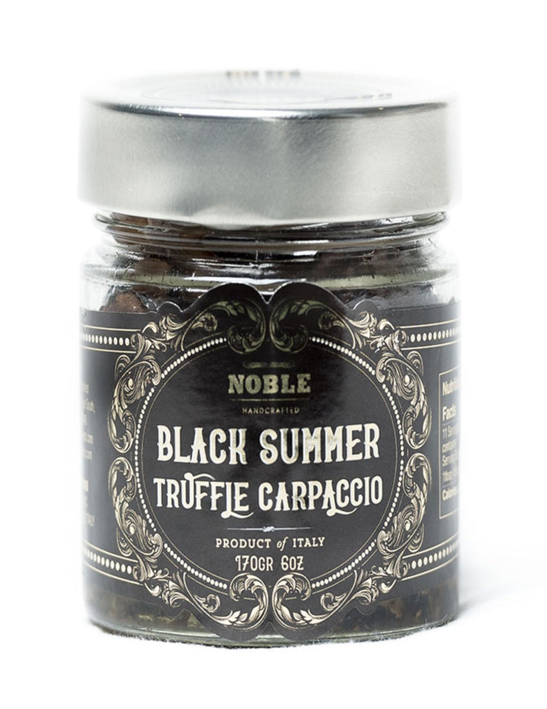 Noble Handcrafted - Black Summer Truffle Carpaccio