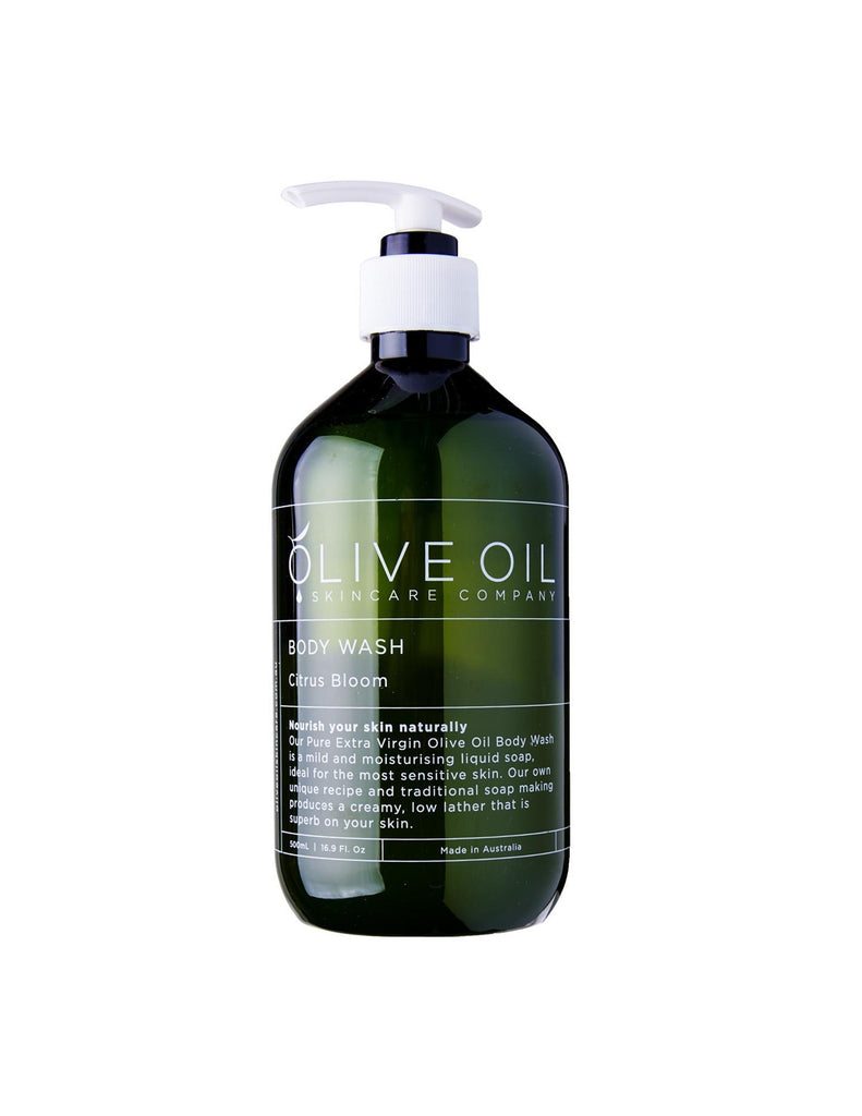 Olive Oil Skincare Company - Citrus Bloom Body Wash