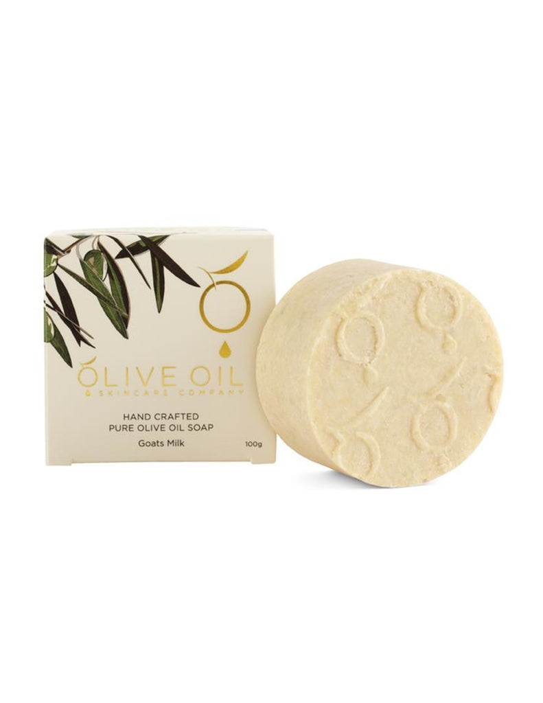 Olive Oil Skincare Company - Goats Milk Handcrafted Olive Oil Soap