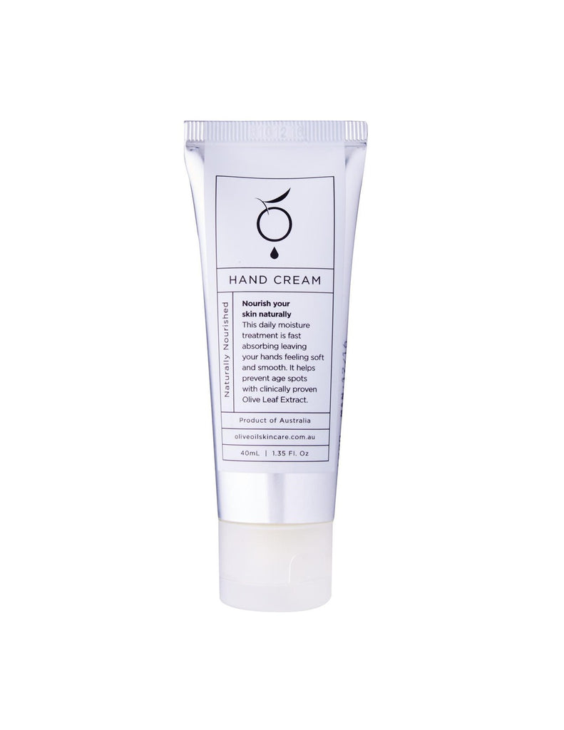 Olive Oil Skincare Company - Naturally Nourished Hand Cream