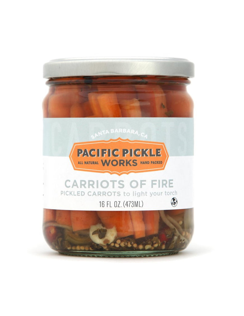 Pacific Pickleworks' Carriots of Fire