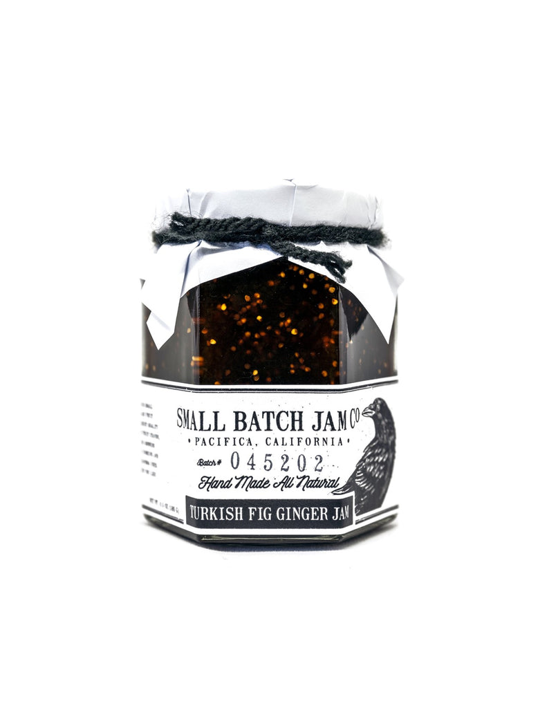Small Batch Jam Co - Turkish Fig Ginger