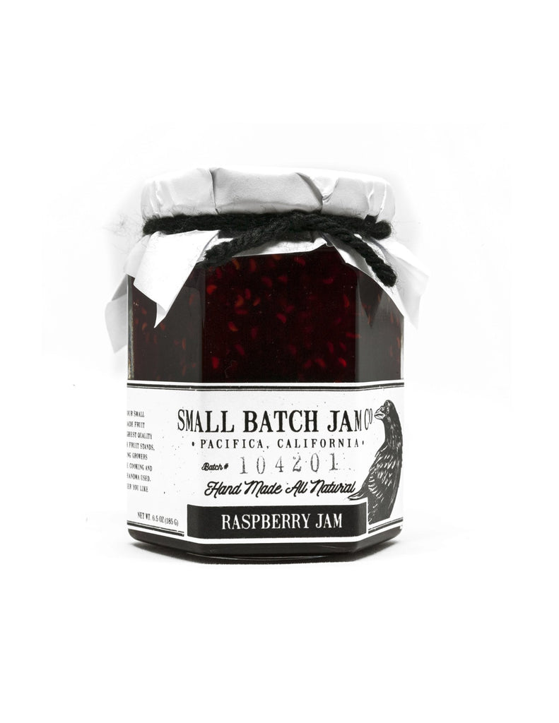 Small Batch Jam Co - Raspberry Jam