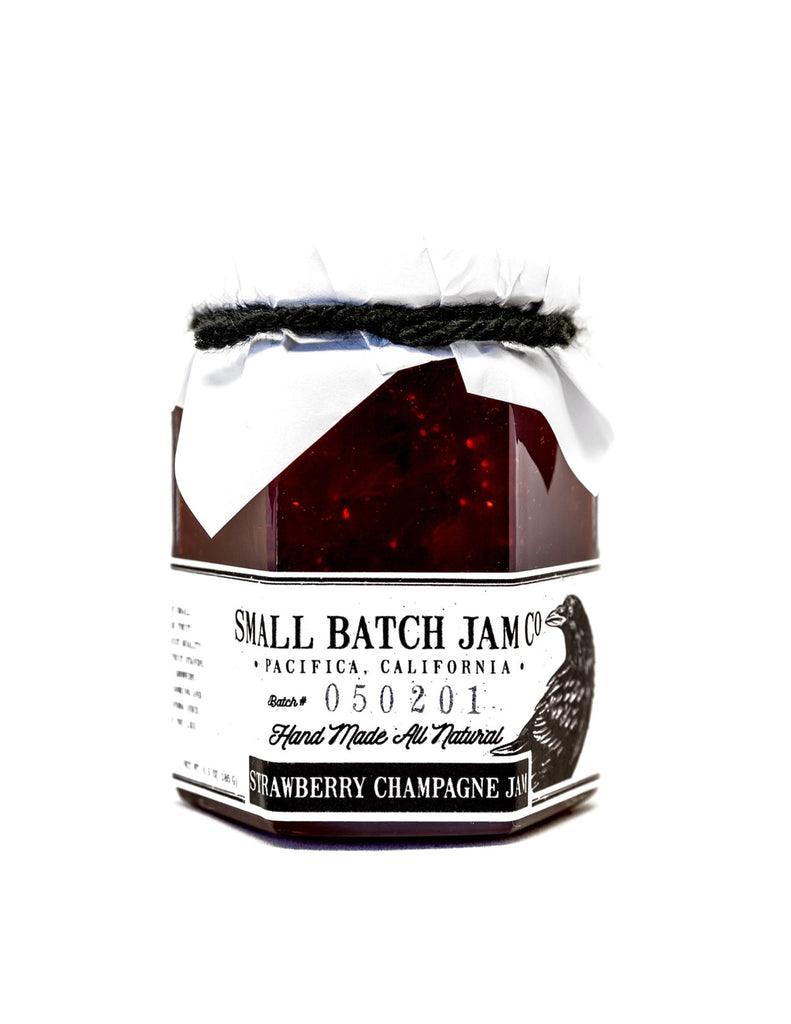 Small Batch Jam Co - Strawberry Champagne Jam