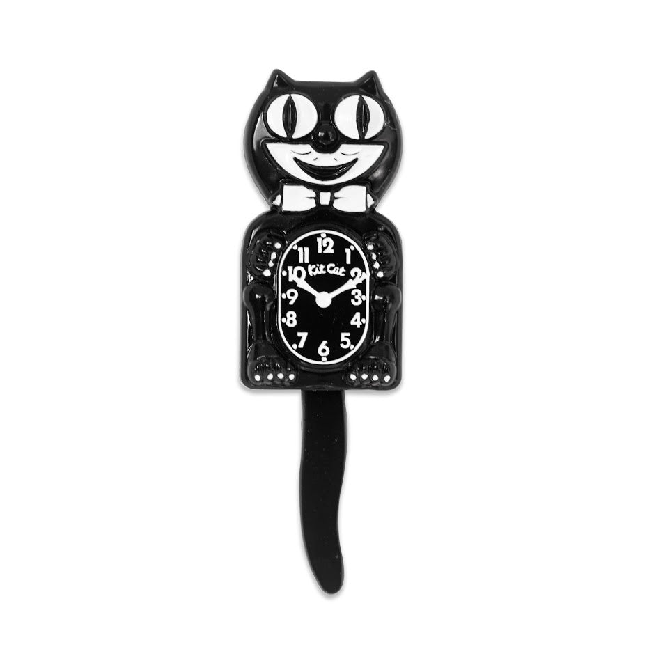 Kit-Cat Clock 3D Pin