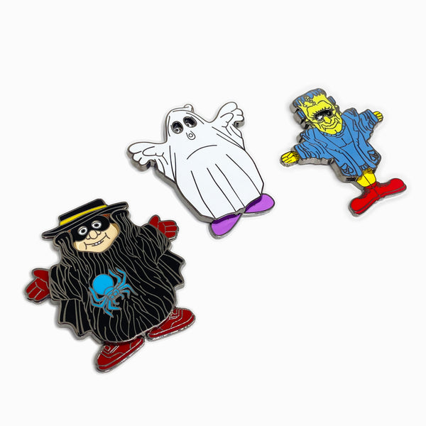 Hamburglar Pin