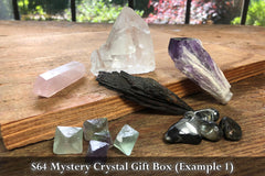 Mystery Crystal Gift Box - Enchanted Crystal