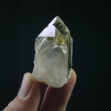 Epidote in Quartz (a-767)