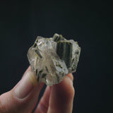 Epidote in Quartz (a-769)