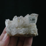 Orange River Quartz (a-787)
