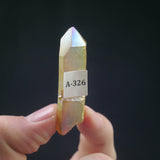 Sunset Aura Quartz (a-326)