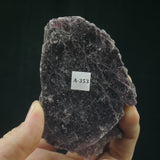 Lepidolite Mica (a-353)