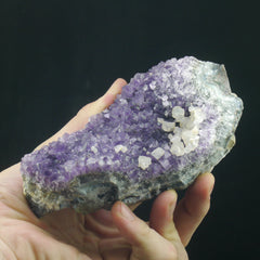 Amethyst Cluster - Enchanted Crystal