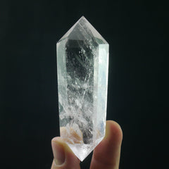 Polished Quartz Wand (a-453)