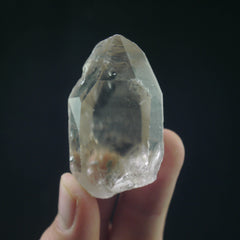 Epidote in Quartz (a-471)