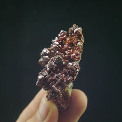 Vanadinite - Enchanted Crystal