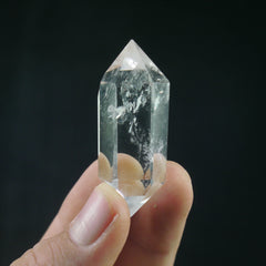 Polished Quartz Wand (a-588)