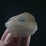 Polished Rutile Quartz (a-684)