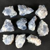 Mystery Buy - Blue Calcite - B and C Grade (b-008)