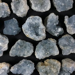 Celestite - B and C Grade - Enchanted Crystal