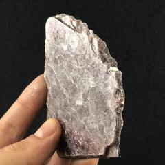 Lepidolite Mica - Enchanted Crystal
