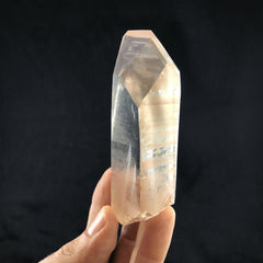 Golden Healer Lemurian Quartz - Enchanted Crystal