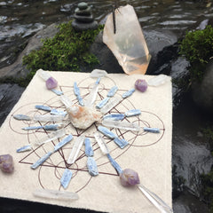 Crystal Grid Design 1