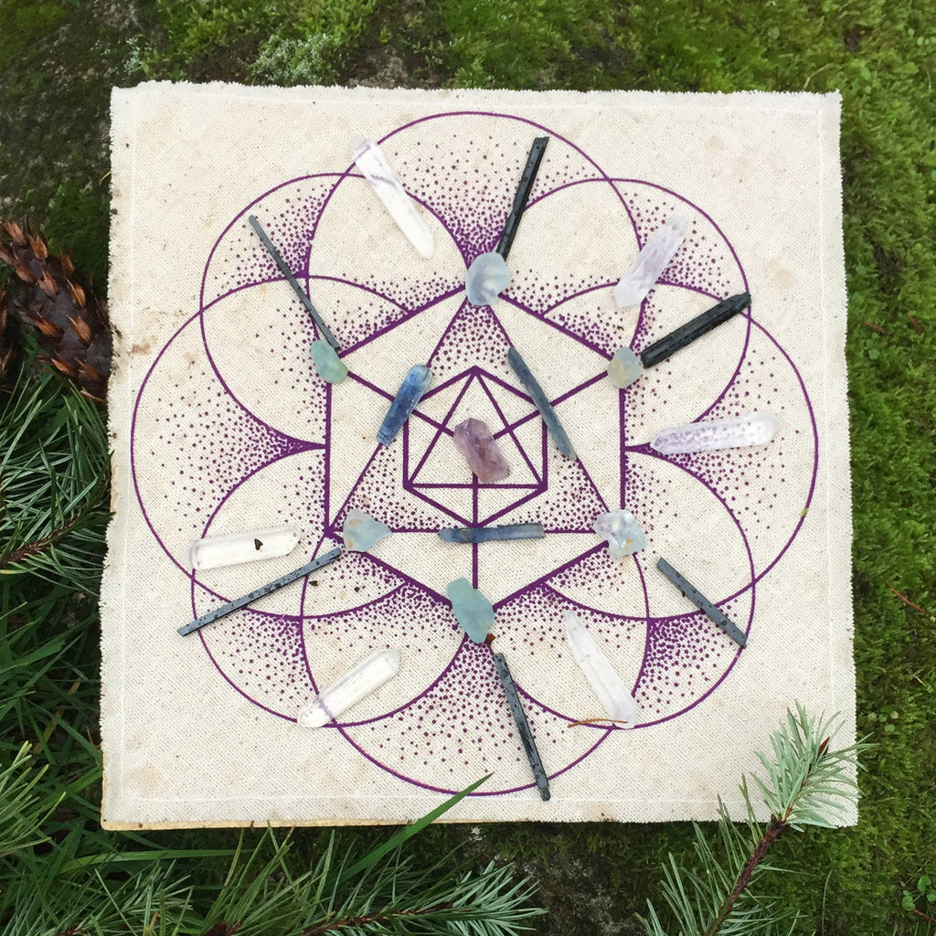 Crystal Grid Design 2