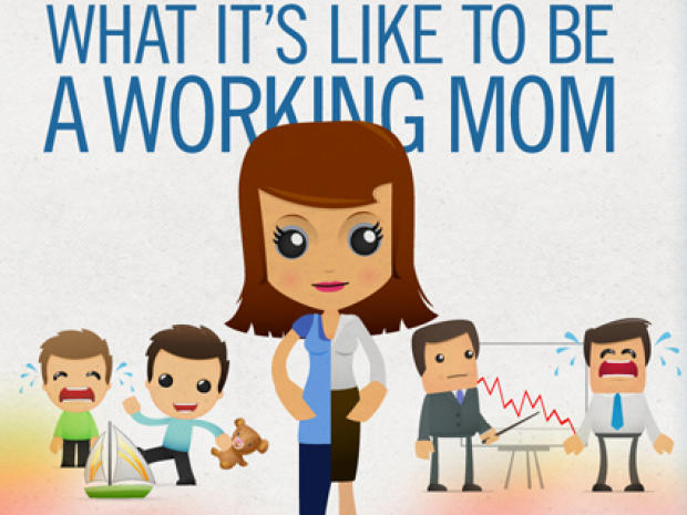 Why Mothering Makes Us Better At Work