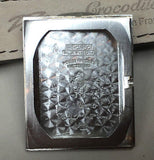 Vintage Tiffany co Platinum Tank  Original Box - HallandLaddco.com
