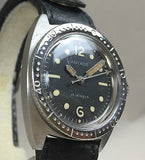 Vintage Vantage Dive Watch from the 1970's - HallandLaddco.com