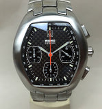 Momo Design watch Chronograph Automatic MD-010 Carbon Fiber Dial - HallandLaddco.com