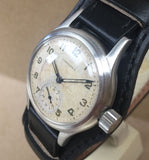 Vintage Longines Military  Radar Proof  WWII  Matching Ser. No. Case - HallandLaddco.com