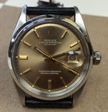 Vintage Rolex Datejust Ref.1601 Beautiful 100% Original Survivor  OTswissTO Dial - HallandLaddco.com