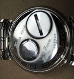 Bulova  Accutron   Rail Road   Original band and Box   From Santa 1966 - HallandLaddco.com