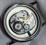 Vintage Elgin B. W, Raymond   23 jewels wristwatch  Rail Road  Stainless Steel - HallandLaddco.com