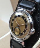 Vintage Movado Non-Magnetic Chronograph Beautiful Dial - HallandLaddco.com