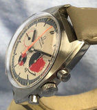 Vintage 1960's Omega Seamaster Soccer Timer Chronograph Cal.861 Wristwatch