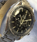 Vintage 1960's Omega Speedmaster Professional Dot Over 90 Bezel Watch