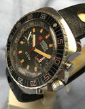 1969 Roamer Stingray Chrono Valjoux 23 Compressor Watch