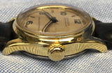 Vintage 1940's Rolex Centregraph ref. 3478 Men's Watch with Yellow Gold Fill