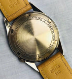 Vintage 1958 Hamilton 500 Electric Converta IV Stainless Steel Watch