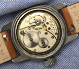Vintage 1940's Elgin WWII Military 15 Jewels 554 Movement Wristwatch