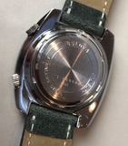 1971 Accutron Astronaut Mark ll GMT Vintage Wristwatch - HallandLaddco.com